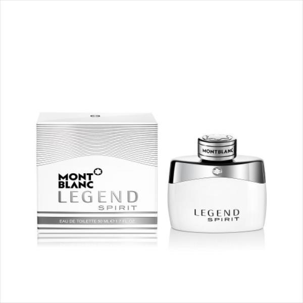 Mont Blanc Legend Spirit Pour Homme 50ml Vīriešu Smaržas