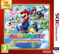 Nintendo 3DS Mario Party Island Tours Selects spēle