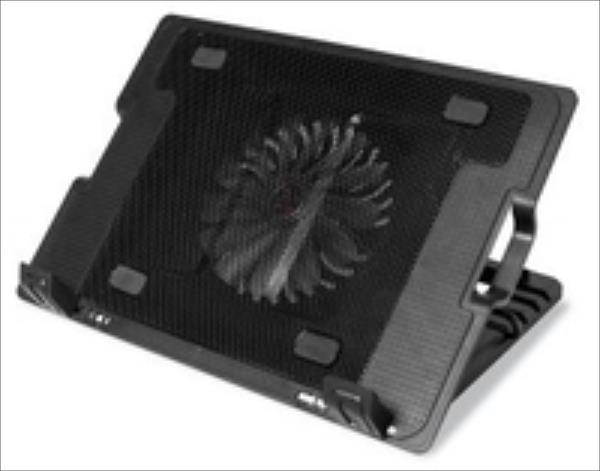 HEAT BUSTER 4 - Advanced cooling pad/support for max. 15.6'' mobile computers portatīvā datora dzesētājs, paliknis
