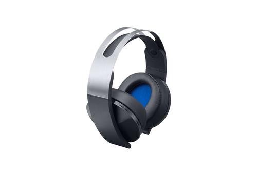 Sony Playstation 4 Platinum Wireless Headset spēļu aksesuārs