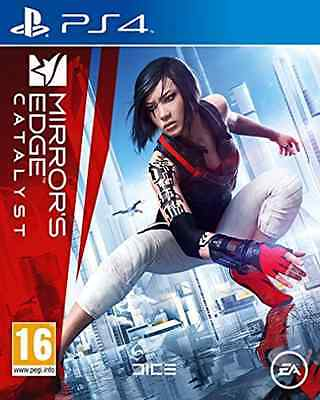 MIRRORS EDGE CATALYST PS4