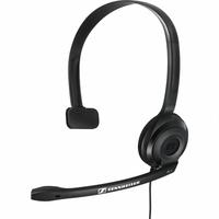 SENNHEISER PC 2 CHAT headset with microphone austiņas