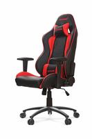 AKRACING Nitro Gaming Chair - black/Red datorkrēsls, spēļukrēsls
