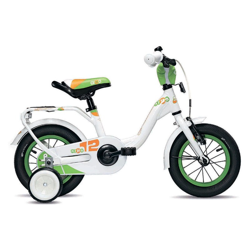 niXe alloy  1 speed-white/green 12'' 3003