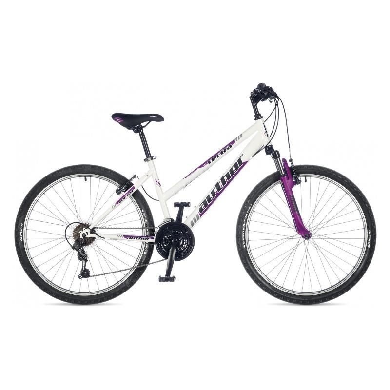 Vectra Extreme White // Glitter Violet 18'' 42873502 kalnu velosipēds 29