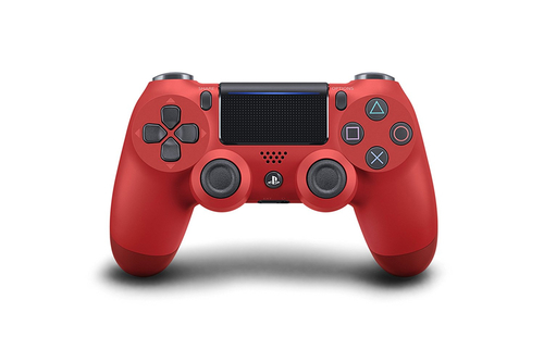 Sony Dualshock 4 Wireless Controller v2 red (PS4) spēļu konsoles gampad