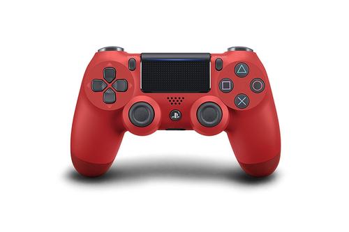 Sony Dualshock 4 Wireless Controller v2 red (PS4) spēļu konsoles gampad