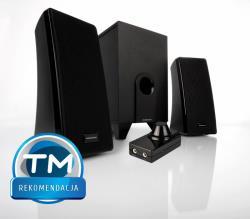 MODECOM Speaker Systems MC-S2 [ 2.1 ] datoru skaļruņi
