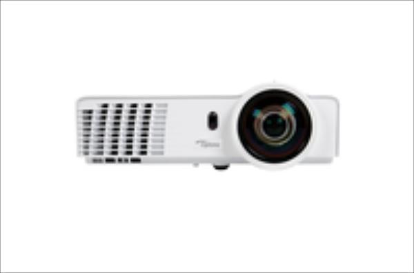 Projector DLP W303ST    WXGA 3000ANSI, 18000:1 projektors