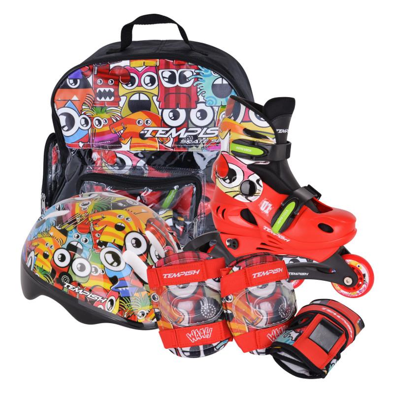 Monster Baby Skate 30-33 1000000005 Skrituļslidas