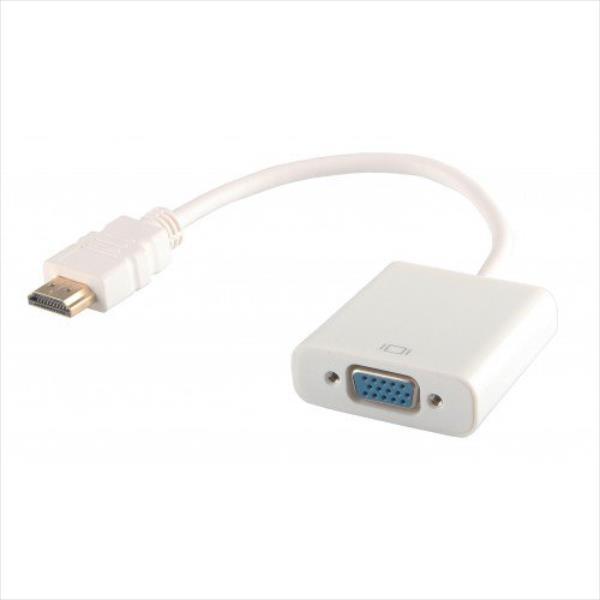 Savio CL-27 HDMI - VGA M-F