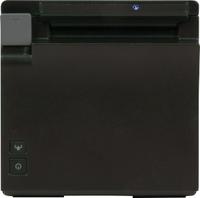 Epson TM-m30, USB, BT, Ethernet, BL 203 dpi, ePOS, Black uzlīmju printeris