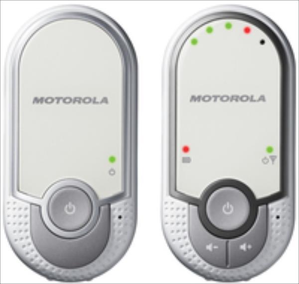 Motorola MBP11 Baby Monitor Mazuļu uzraudzība