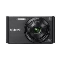 Sony DSC W830 Black/ 20.1 megapixels/ 8x optical zoom/Super HAD CCD/ Optical SteadyShot/ 2.7