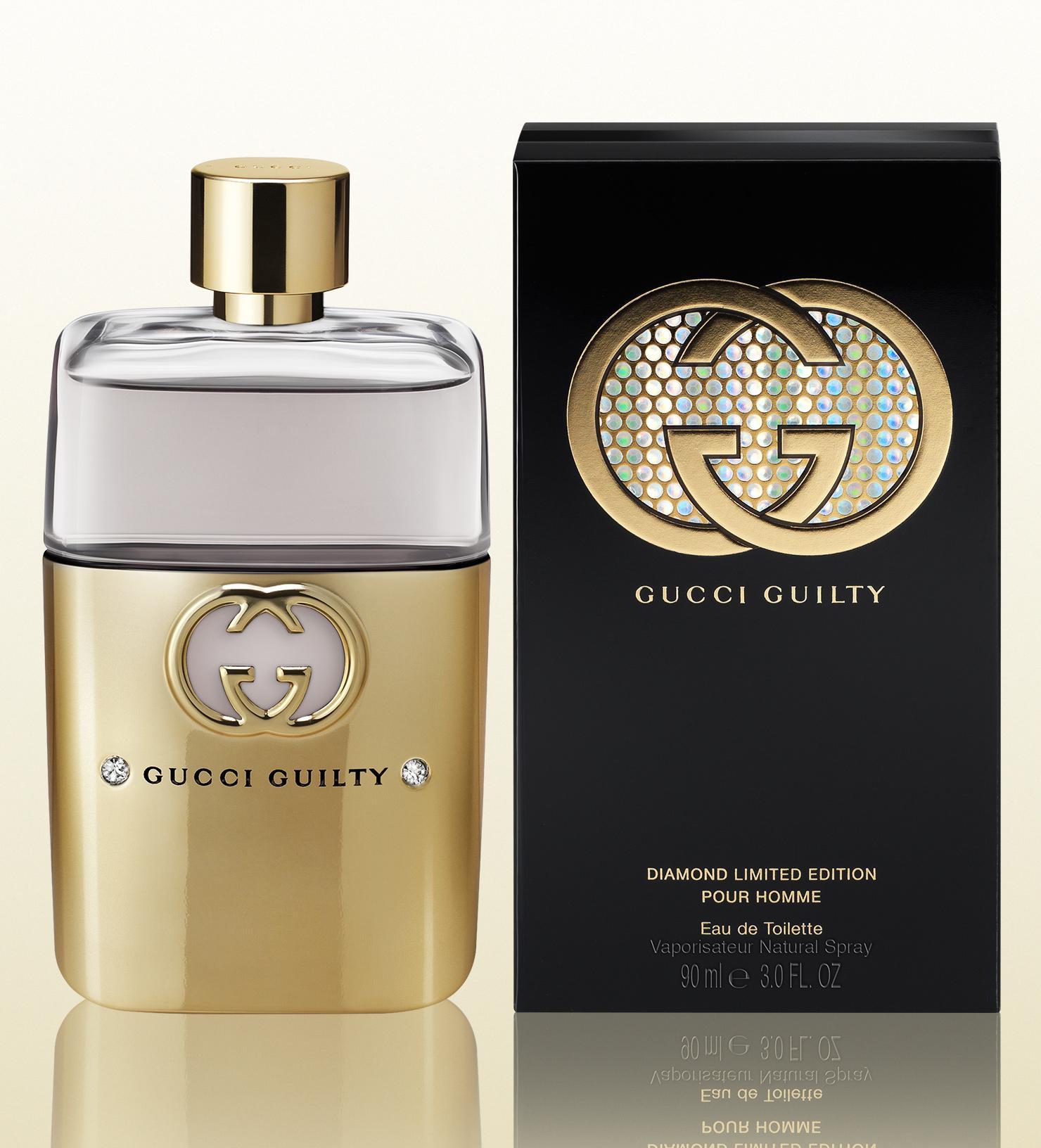 Gucci Guilty Diamond 90ml Vīriešu Smaržas