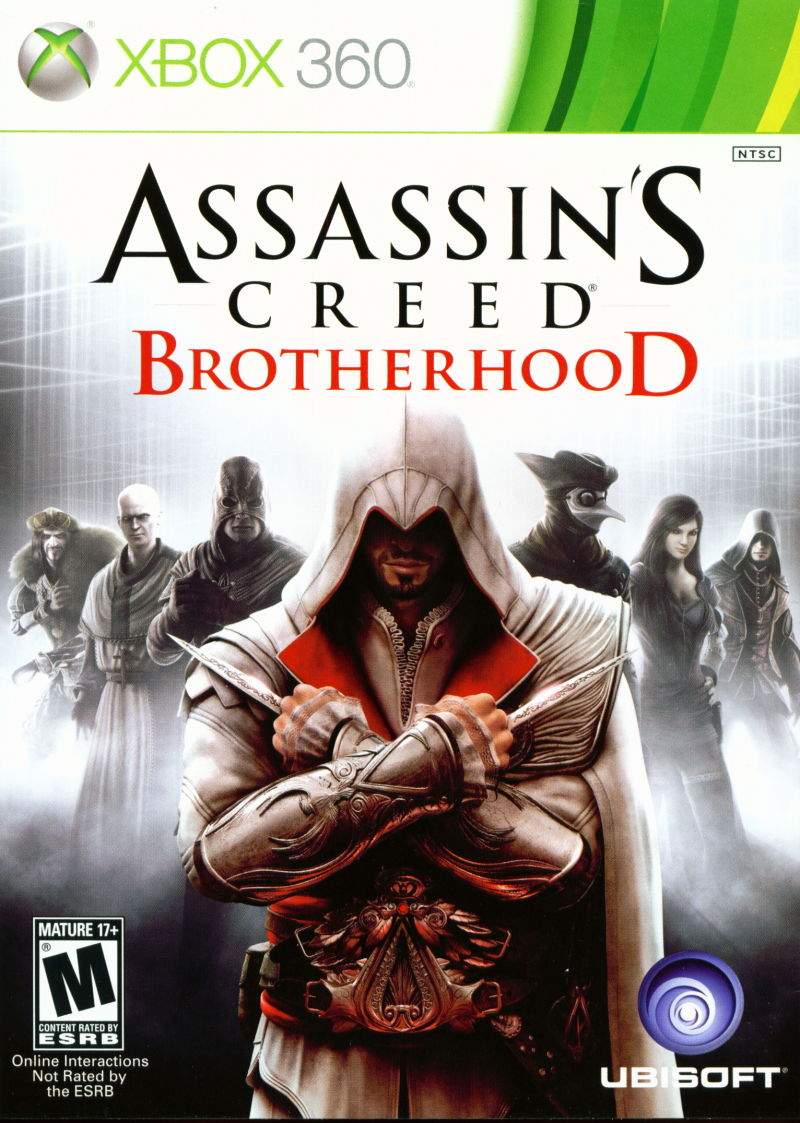 Microsoft XB360 Assassins Creed Brotherhood