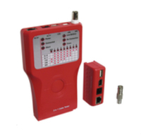 MicroConnect  Network tester for RJ11,12,45 USB, IEEE1394, BNC lines Darbarīki