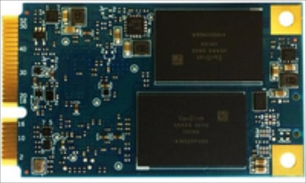 SanDisk X300 256GB SSD, mSATA, 6 Gbit/s, Read/Write: 520 MB/s / 470 MB/s, Random Read/Write IOPS 91K/57K SSD disks