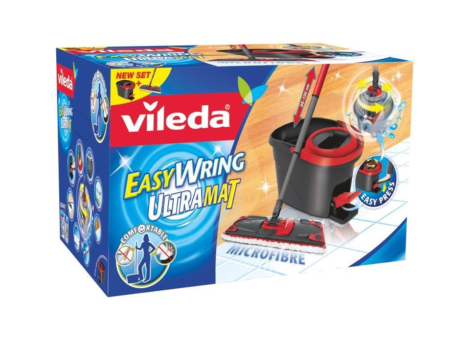 Vileda Easy Wring Ultramat Virtuves piederumi