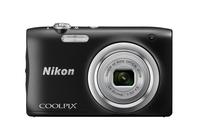 Nikon COOLPIX A100 Black Digitālā kamera