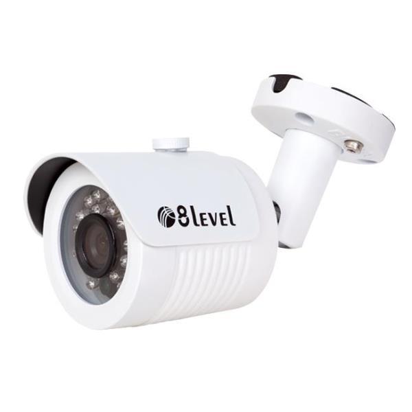 8level outdoor 1MP AHD camera AHB-E720-362-1 BNC IP66 3.6mm 720p novērošanas kamera