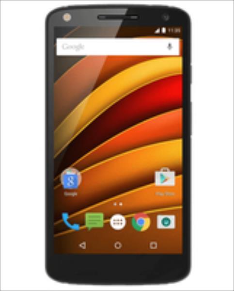Lenovo/Motorola  Moto X Force 4G 32GB Melns Mobilais Telefons