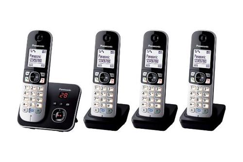 Panasonic KX-TG6824GB Quattro telefons