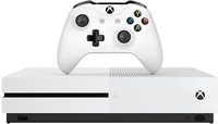 Microsoft Xbox One S 500GB white spēļu konsole