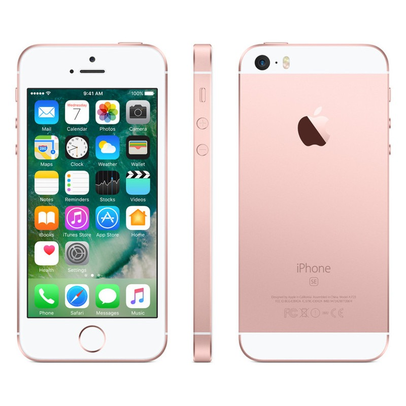 Apple iPhone SE 32GB Rose Gold Mobilais Telefons