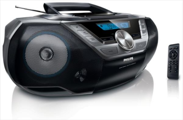 PHILIPS CD magnetola ar USB AZ780/12 magnetola