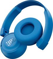 JBL T450BT Bluetooth blue austiņas