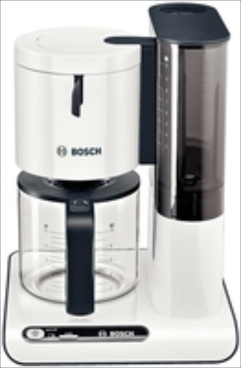 Bosch Filter Coffee Maker TKA8011 1160 W; 10/15 cups, 1.25 l Kafijas automāts