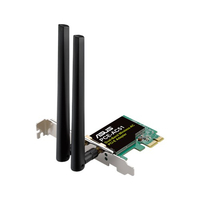 Asus PCE-AC51 Wireless 802.11ac Dual-band PCI-E card tīkla karte