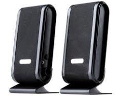Tracer Glosniki 2+0 TRACER     Quanto Black USB datoru skaļruņi