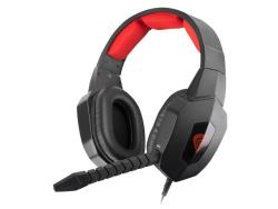 Gaming Headphones Natec Genesis H59 with Microphone, 1 x Mini Jack 3.5mm austiņas