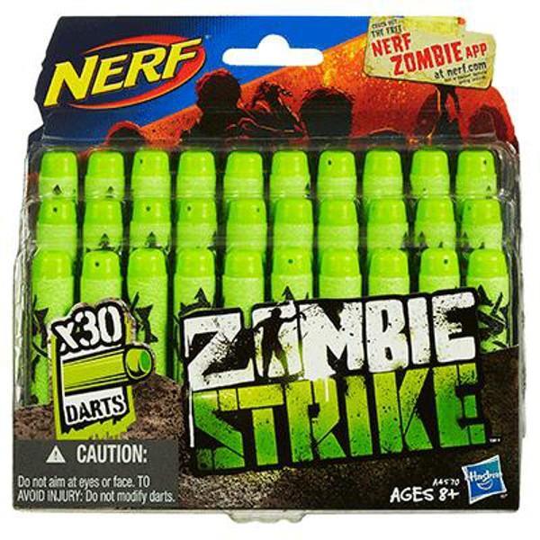 NERF Zombie 30pc Rotaļu ieroči