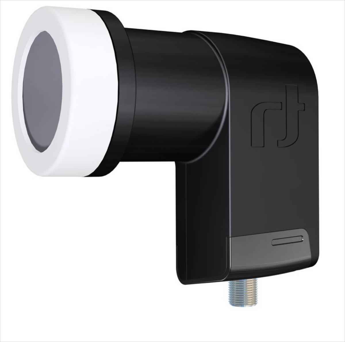 Inverto BLACK Pro Single High-Band Circular 40mm HDTV LNB konvertors Satelītu piederumi un aksesuāri