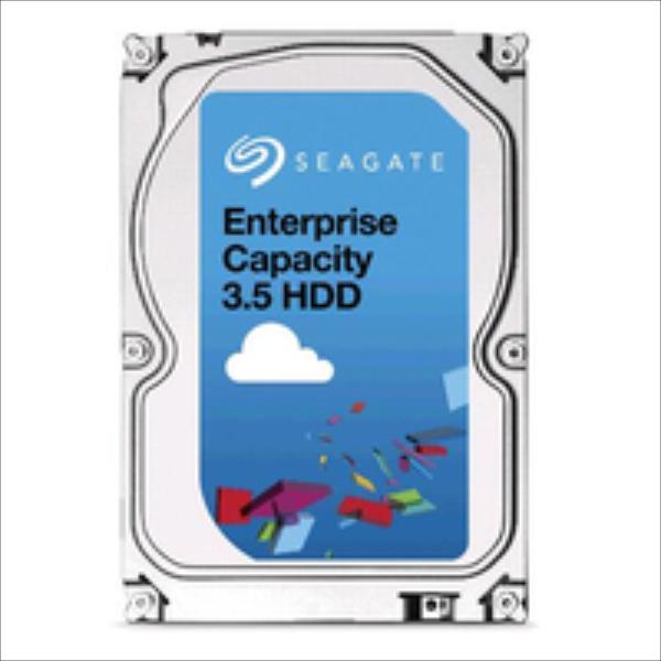 Seagate Enterprise Capacity HDD, 3.5'', 3TB, SAS, 7200RPM, 128MB cache cietais disks