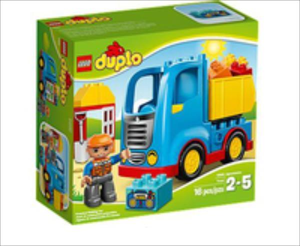 Lego Duplo Truck LEGO konstruktors