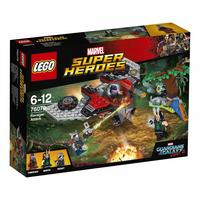 LEGO Super Heroes Marvel 76079 Ravager Attacke LEGO konstruktors