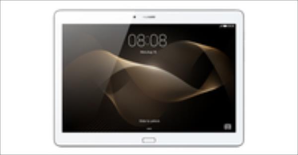 Huawei MediaPad M2 10 16GB WiFi Tablet PC weiss Planšetdators