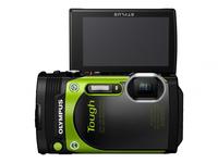 Digital Camera Olympus TG-870 | green Digitālā kamera