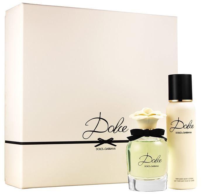 Dolce  Gabbana Dolce Edp 75 ml + body lotion 100 ml 75ml Smaržas sievietēm