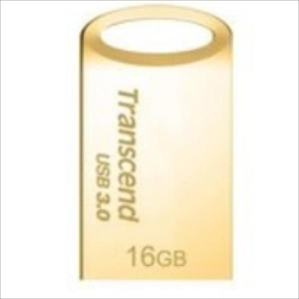 Transcend memory USB 16GB JetFlash 710, Gold Plating USB Flash atmiņa