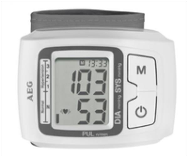 AEG BMG 5610 asinsspiediena mērītājs