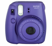 Fujifilm Instax Mini 8 grape Digitālā kamera