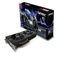 Sapphire Radeon RX 580 NITRO+ 8GB video karte