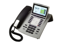 Systemtelefon AGFEO ST45 silver telefons