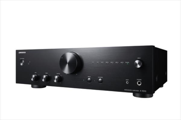 Onkyo A-9010 Stereo Black resīveris