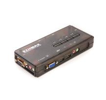 NET SWITCH KVM USB 4PORT W/CAB/EK-UAK4 EDIMAX Barošanas bloks, PSU